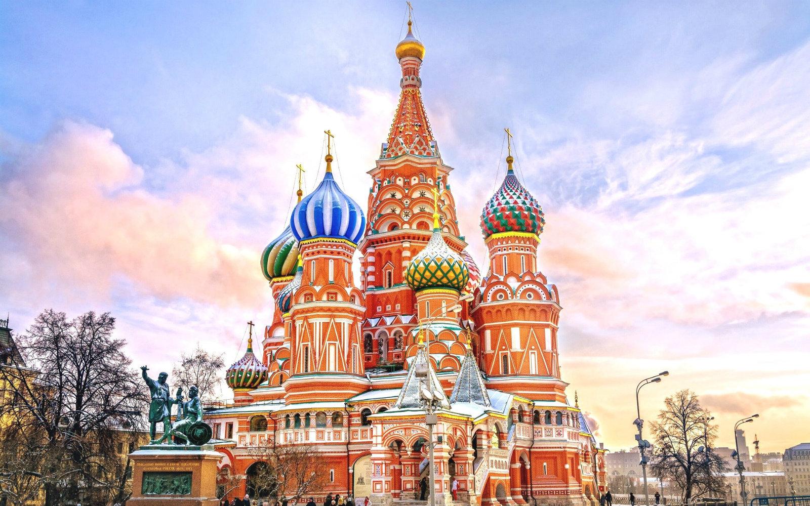 1 TOUR MOSCA E SAN PIETROBURGO