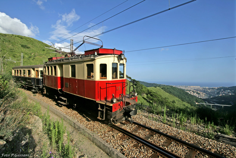 Ferrovia Genova Casella 1 ©PGassani
