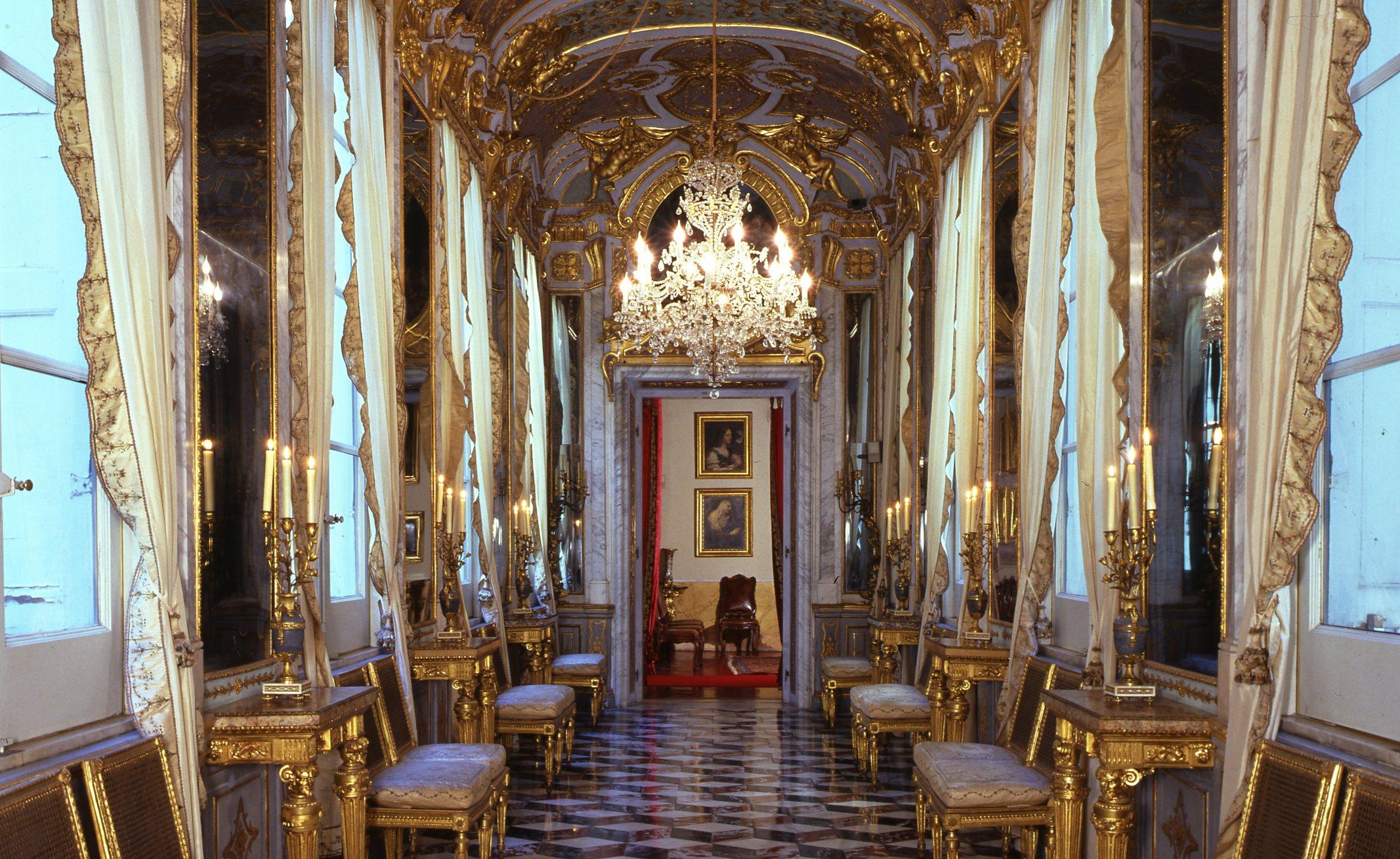 GN Palazzo spinola di Pellicceria - Galleria degli Specchi_1