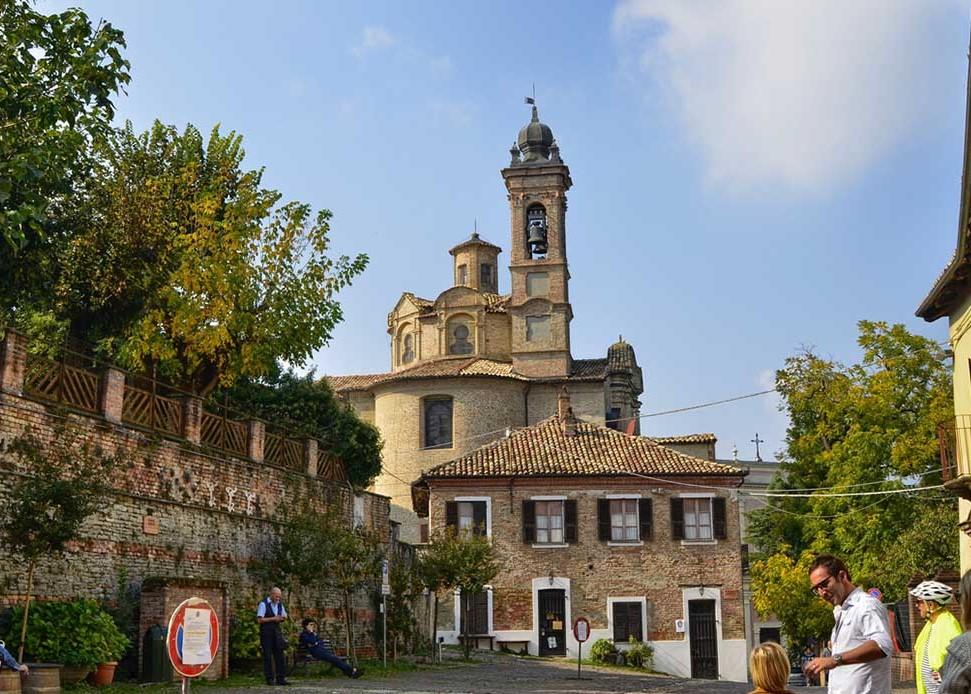Neive, Piedmont, Italy. October 2018.