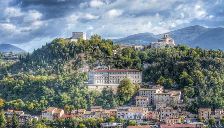 Sassoferrato-Italia-centrale